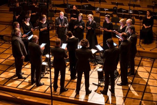 Flemish Radio Choir / Credit: Bram Goots