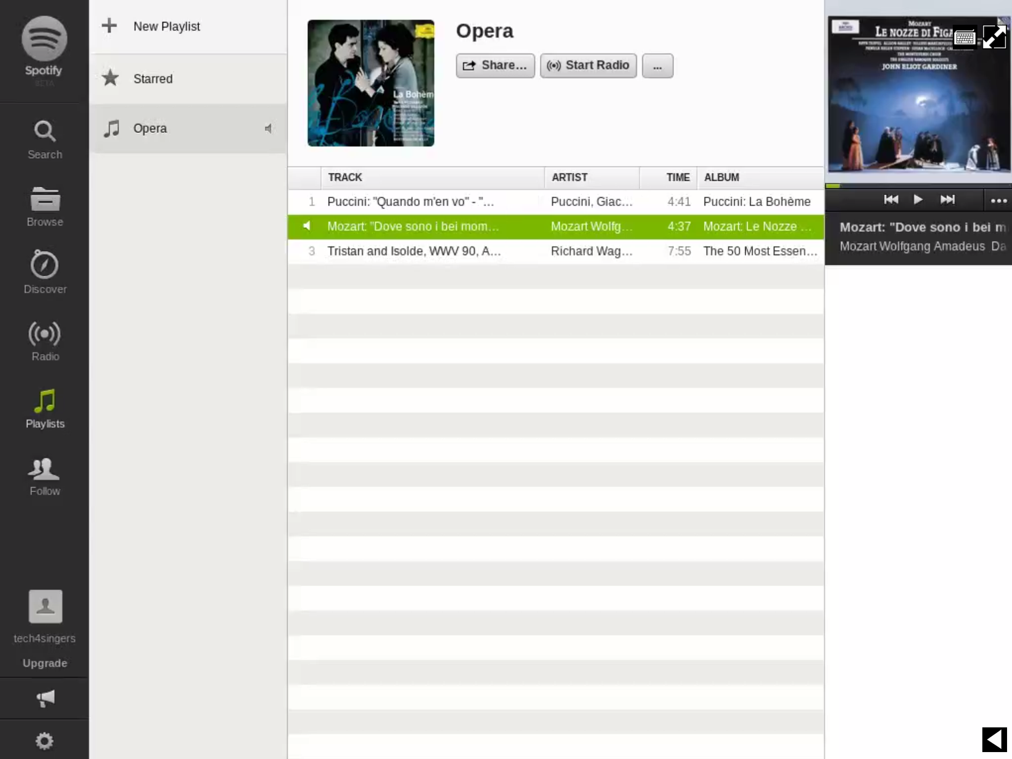 Free Spotify on-demand music streaming on iPad (and iPhone