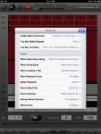 Sweet MIDI Player for iPad - Settings